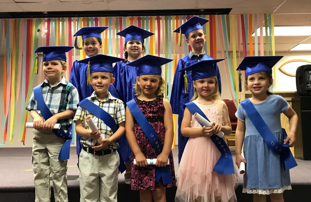 Pre-Kindergarten & Kindergarten Graduation